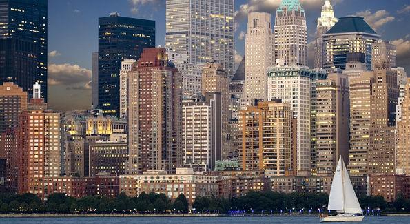 Amerikansk storbyferie med jødisk kultur og historie