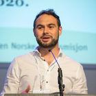 Vegard Soltveit ny generalsekretær i Israelsmisjonen
