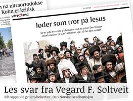 «En jøde som tror på Jesus er fortsatt en jøde»