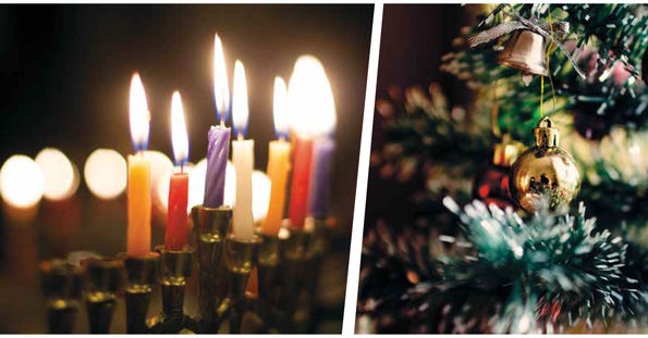 Hanukkah eller jul?