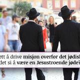 Norsk tidsskrift for misjonsvitenskap med fokus på israelsmisjon