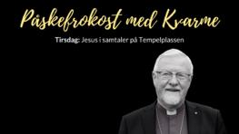 Tirsdag: Jesus i samtaler på Tempelplassen